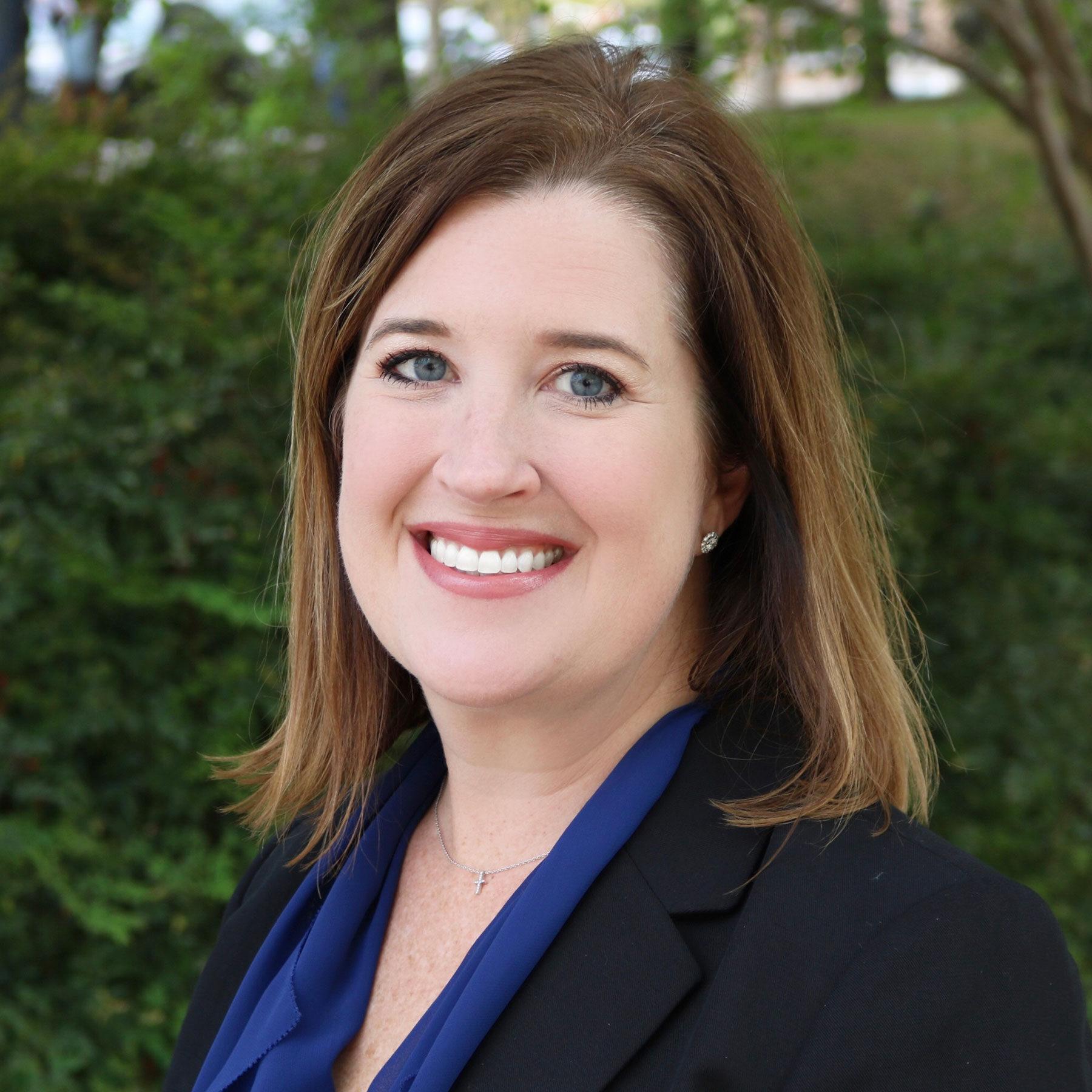 Headshot of Dr. Jennifer Porter